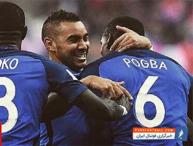 تیم ملی فوتبال فرانسه ؛ لباس های عجیب و غریب بازیکنان تیم ملی فوتبال فرانسه سوژه شد!