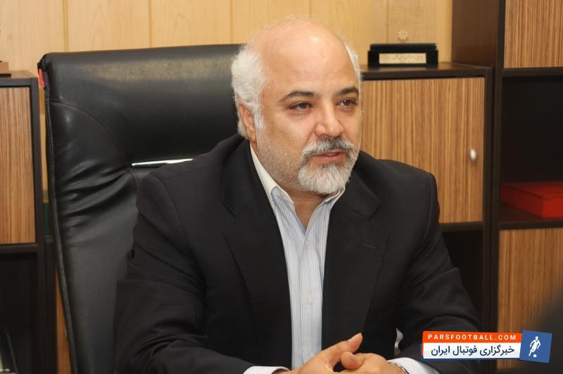 محمدرضا حاجی بیگی : وضعیت طاهری حداکثر تا 48 ساعت آینده مشخص خواهد شد ؛ پارس فوتبال