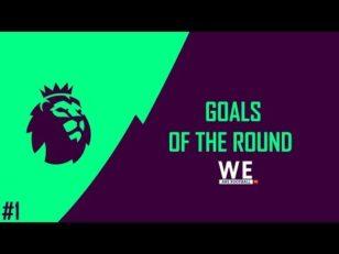 گل های برتر هفته اول لیگ انگلیس
