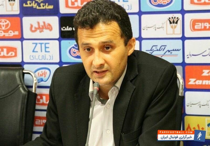 فریبرز محمودزاده ؛ توضیح محمودزاده در مورد عدم حضور نفت تهران در دومین دیدار متوالی