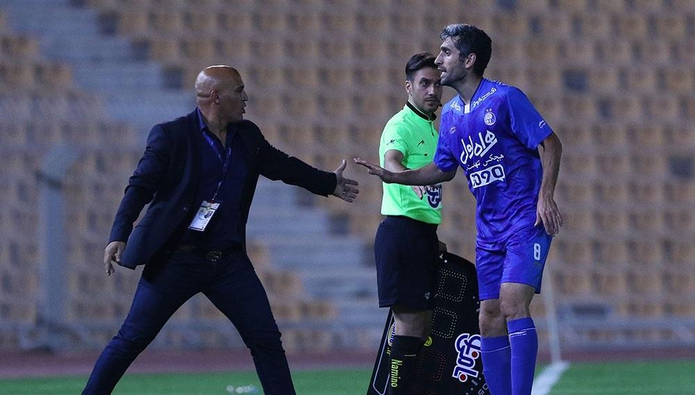 روزنامه ایران ورزشی : جباری : این بهترین استقلالی است که تا حالا در آن بازی کردم