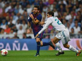 عملکرد مسی مهاجم بارسلونا