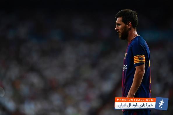 مسی همه کاره بارسلونا! ؛ مسی یک بازیکن در قالب همه چیز و همه کس!