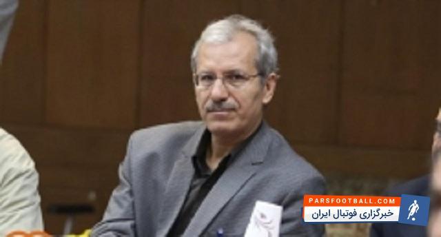 نصیرزاده: فیروز کریمی روحیه را به تیم گسترش فولاد تبریز بازگردانده است