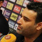 علی نظرمحمدی - نظرمحمدی - باشگاه سپیدرود