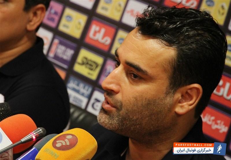 علی نظر محمدی - علی نظرمحمدی - نظرمحمدی - باشگاه سپیدرود