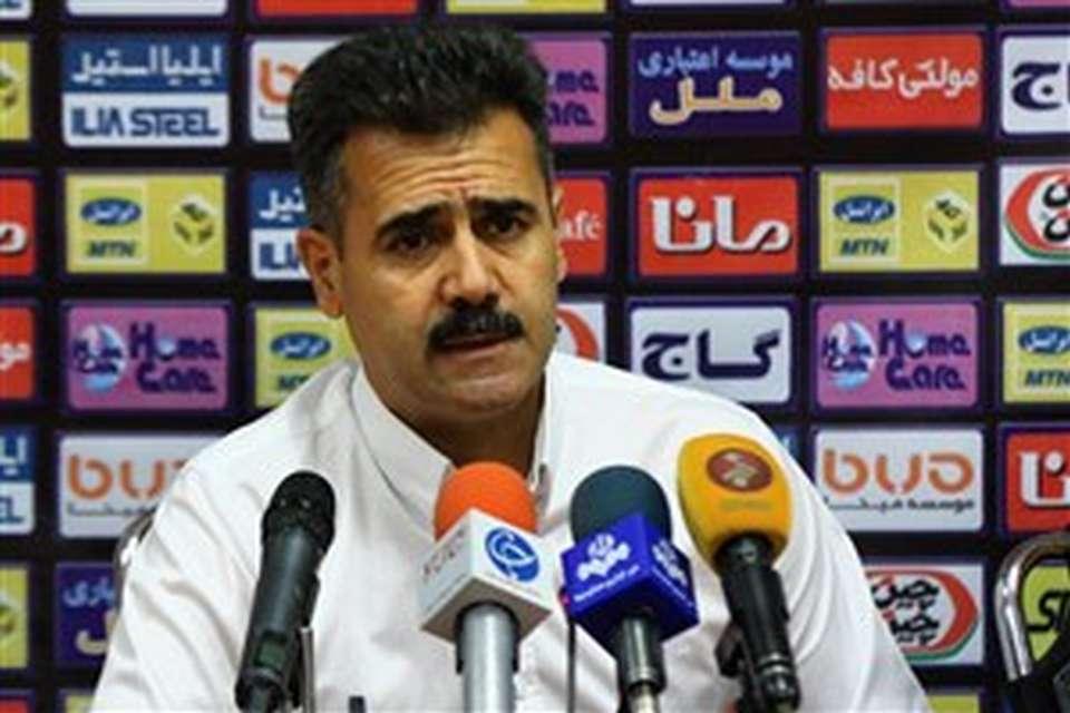 سیروس پورموسوی : فولاد هنوز در اول راه است | خبرگزاری پارس فوتبال