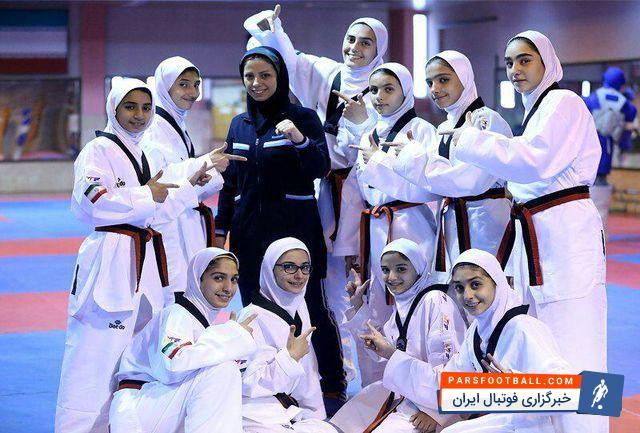 نیلوفر صفریان: برای دفاع از عنوان قهرمانی به مصر میرویم