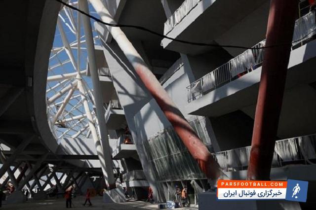 ورزشگاه سامارا ؛ میزبان جامجهانی 2018 | خبرگزاری فوتبال ایران