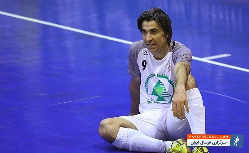 وحید شمسایی : برزیلی ها برای اینک فالکائو به رکورد من برسد او را دوباره به تیم ملی دعوت کردند