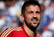 داوید ویا در لیست تیم ملی اسپانیا