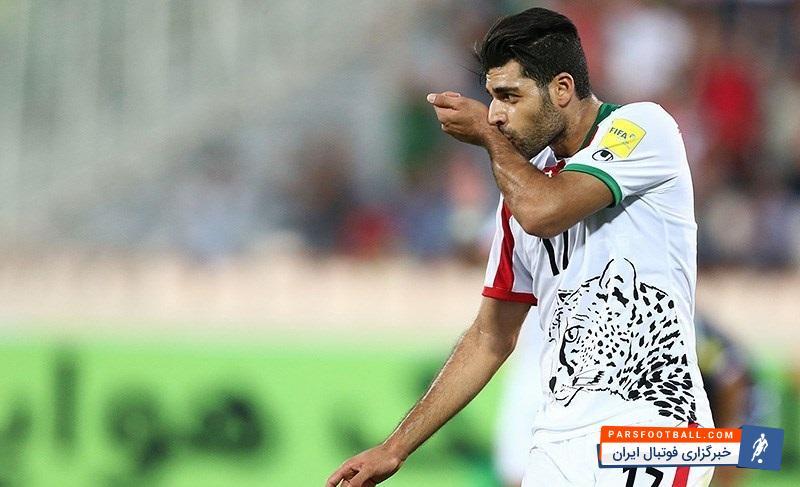 طارمی به دنبال کسب عنوان آقای گل تیم ملی در رقابت های انتخابی جام جهانی