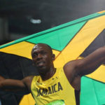 مصدومیت بولت در رقابتهای جهانی دو میدانی