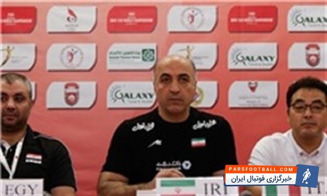 محمد وکیلی : هنوز به تیمی مدال ندادهاند | خبرگزاری فوتبال ایران