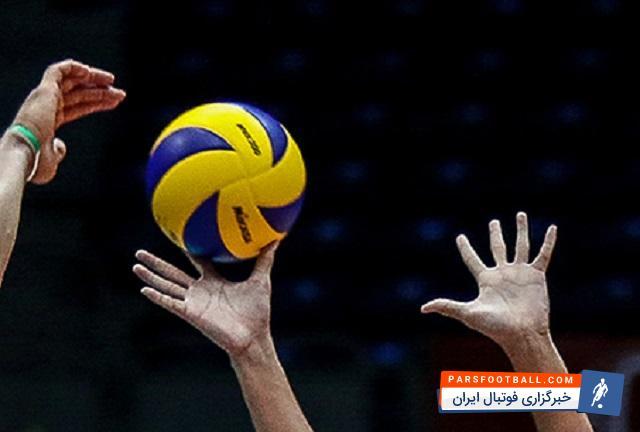 لیگ برتر والیبال ؛ پیروزی قابل پیشبینی پیکان ؛ شکست شهرداری ارومیه ؛ پارس فوتبال