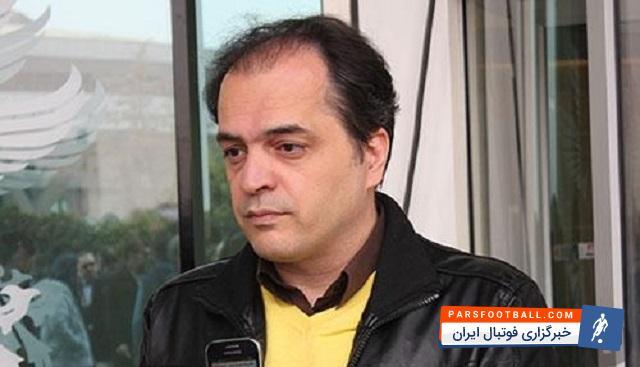 پیمان یوسفی دیدار امشب الجزیره و پرسپولیس انتخاب شد ؛ خبرگزاری فوتبال ایران