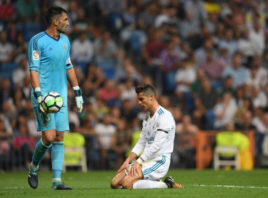 شکست رئال مادرید مقابل رئال بتیس