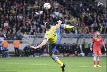 واکنش جالب عادل فردوسیپور به ضربه برگردون زلاتان مقابل ایران