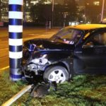 تصادف شدید سرخیو آگوئرو در هلند