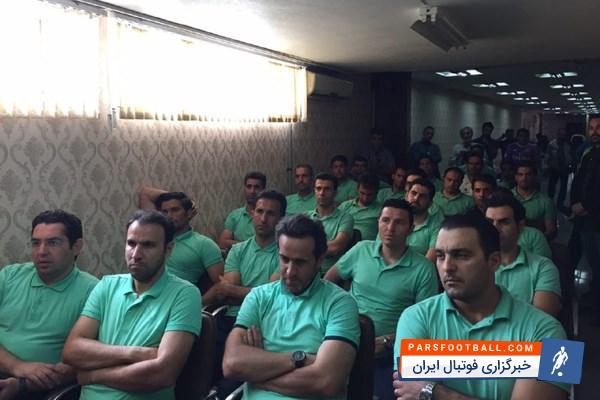 آزمون پایانی کلاس های مربیگری B آسیا برگزار شد ؛ خبرگزاری فوتبال ایران