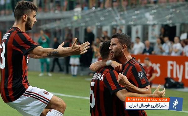 گزارشی از برنامه بازی ها و مهمترین نتایج فوتبال باشگاهی در اروپا ؛ میلان