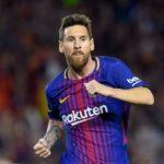 خلاصه دیدار تیم های بارسلونا و اسپانیول