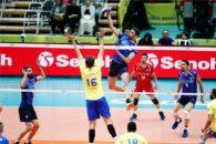 خلاصه دیدار والیبال ایران و برزیل