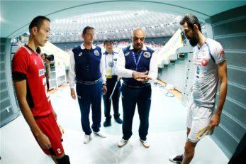 خلاصه والیبال ایران و ژاپن