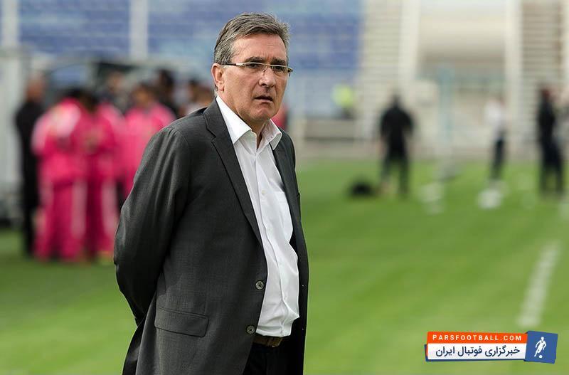 برانکو نظر علی پروین در مورد قهرمانی پرسپولیس در لیگ قهرمانان آسیا را اتایید کرد