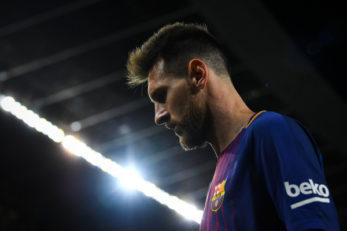 مسی در نقش نابودگر دنیای فوتبال