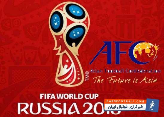 نتایج رقابت های انتخابی جام جهانی