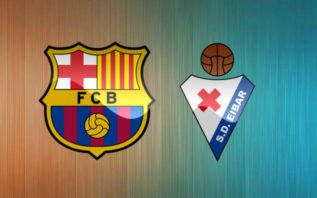 خلاصه بازی تیم های بارسلونا و ایبار