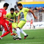 دربی مازندران - هواداران تیمهای نساجی مازندران و خونه به خونه بابل