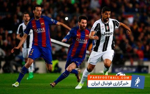 بارسلونا ؛ ترکیب اصلی بارسلونا و یوونتوس مشخص شد ؛ ترکیب بارسلونا - یوونتوس