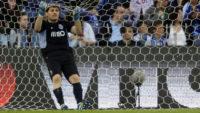 رکورد کاسیاس در لیگ قهرمانان اروپا
