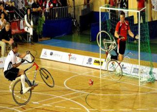 سایکل بال - فوتبال دوچرخه ای