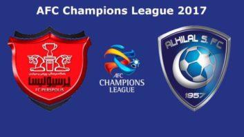 پیش یازی الهلال پرسپولیس نیمه نهایی لیگ قهرمانان آسیا