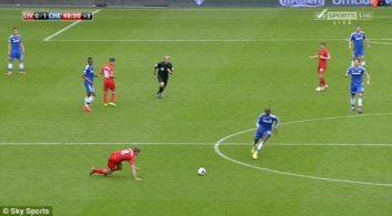 اشتباه تاثیر گذار ستاره های فوتبال