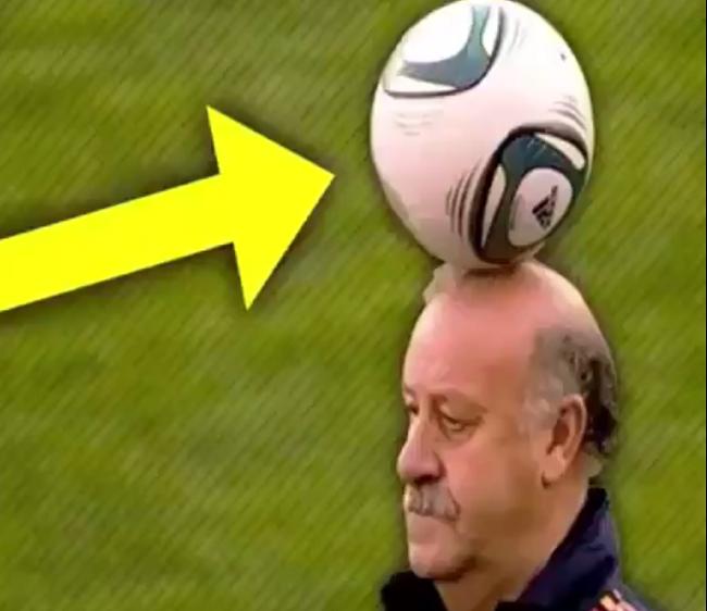 ویدئویی از حرکات تماشایی با توپ از بزرگترین مربیان فوتبال جهان