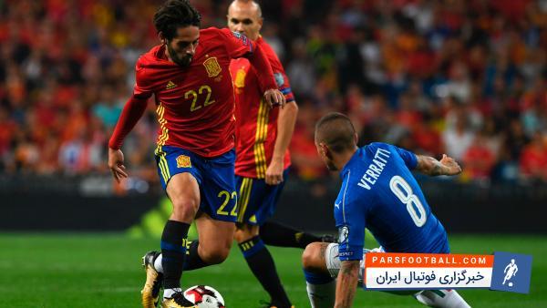 وراتی : ایسکو در سطح دیگری بود ؛ پارس فوتبال اولین خبرگزاری فوتبال ایران