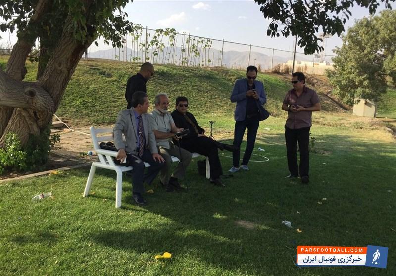 حمید رضا جهانیان : به دنبال گزینه خارجی هستیم | خبرگزاری فوتبال ایران