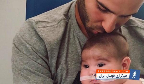 خسه : برای بهبود پسرم دعا کنید ؛ پارس فوتبال اولین خبرگزاری فوتبال ایران