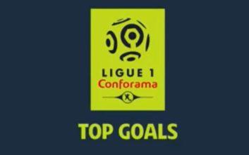 گل های برتر لیگ فرانسه