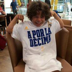 هتریک پسر مارسلو برای رئال مادرید