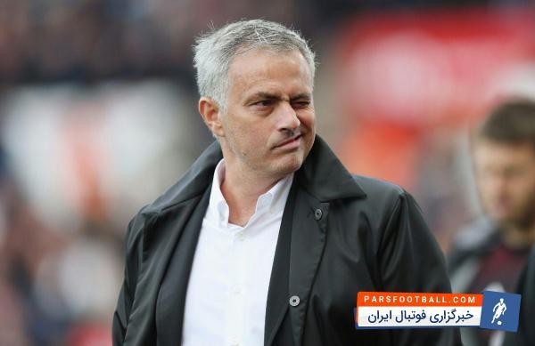 مورینو :عملکرد منچستریونایتد بسیار خوب بود ؛ پارس فوتبال اولین خبرگزاری فوتبال ایران