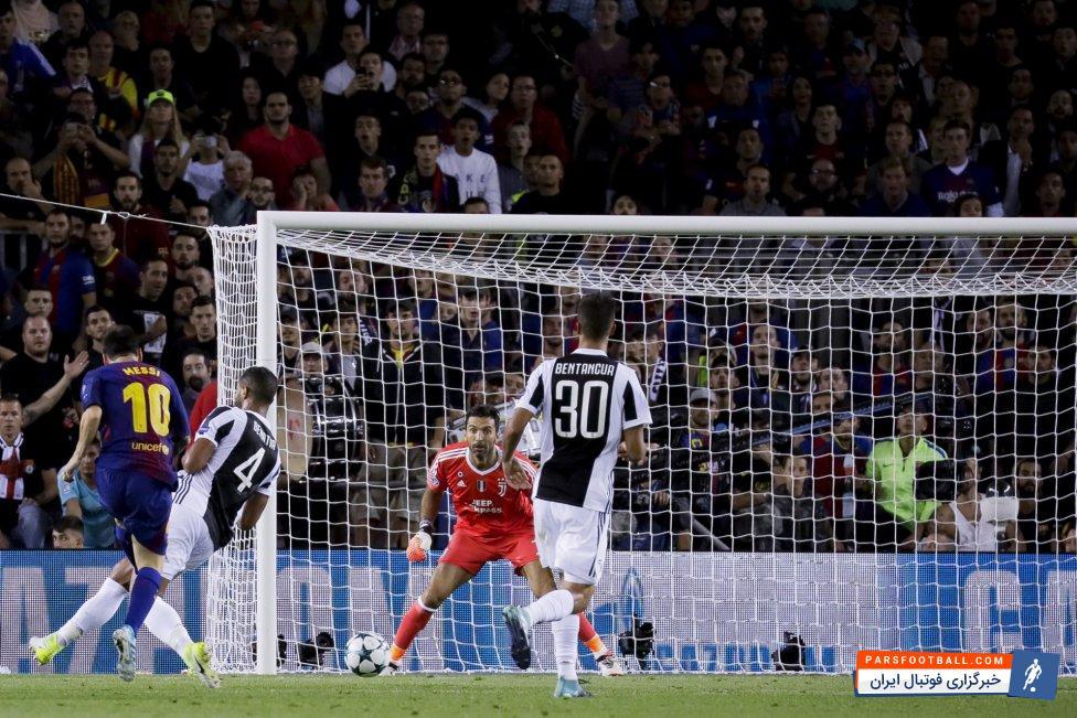 شروع استثنایی مسی با بارسلونا