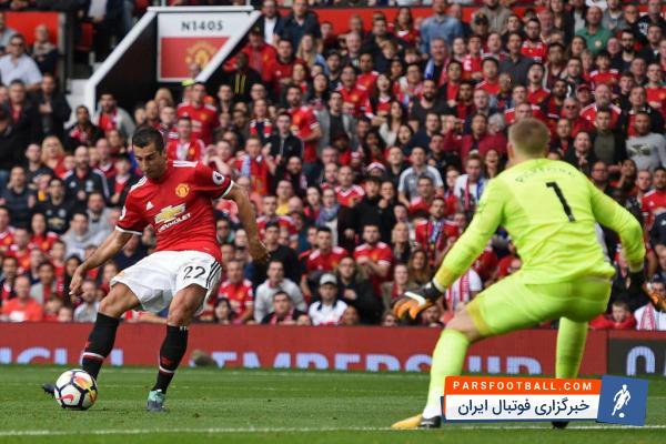 میختاریان : منچستریونایتد فقط به پیروزی فکر می کرد ؛ پارس فوتبال اولین خبرگزاری فوتبال ایران