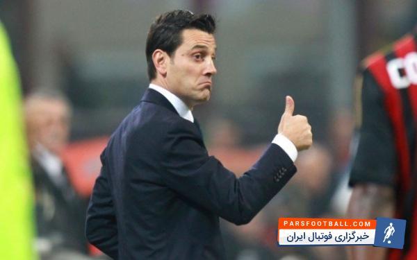 مونتلا : انتقادات از تیم منطقی هستند ؛ پارس فوتبال اولین خبرگزاری فوتبال ایران