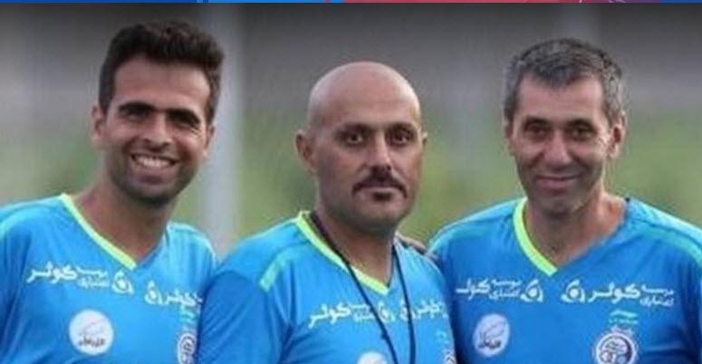 مصطفوی: امروز با بازیکنان خداحافظی کردم ؛ آخرین بازمانده از کادرفنی منصوریان خداحافظی کرد