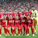 تیم فوتبال پرسپولیس - تیم پرسپولیس - ناصر ابراهیمی